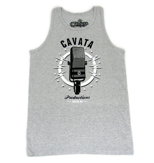 Cavata Productions Presents... tank top by Cavata