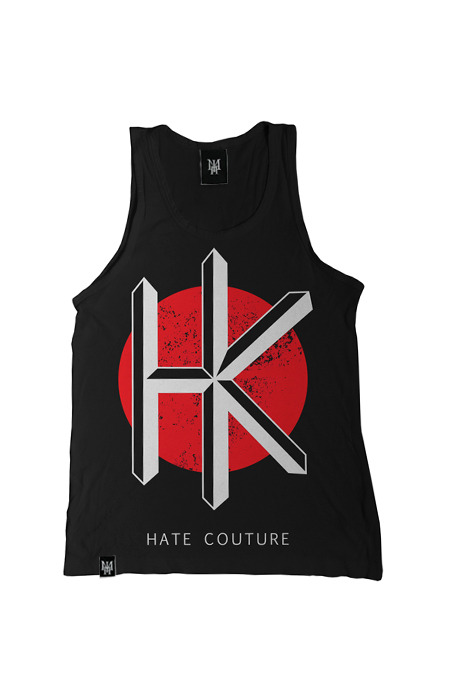 Hate Couture tank top by Made In Hell