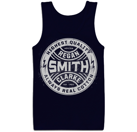 Highest Quality tank top by Regan Smith Clarke