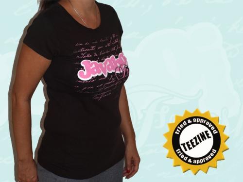 Javaboi Fresh & Pink T-shirt