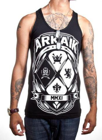 The Knights of Arkaik tank top by Arkaik